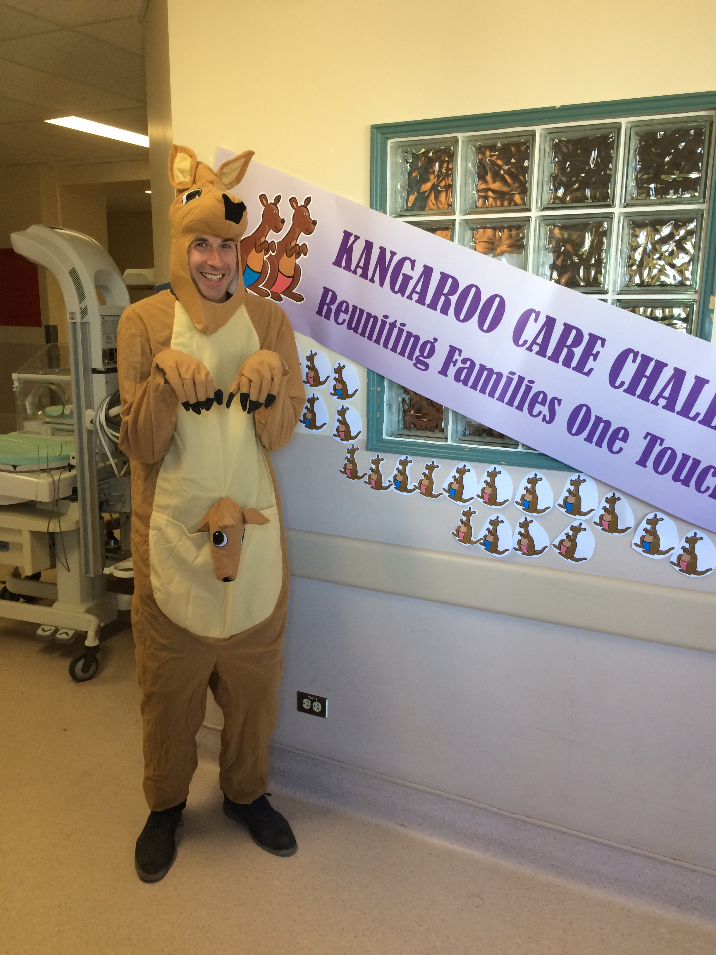 Isn't it time for a little Kangaroo in your NICU?